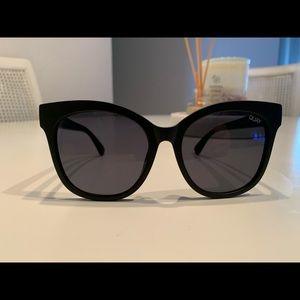 Quay oversized women's glasses